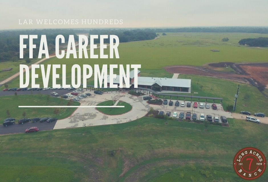Long Acres Ranch welcomes hundreds for FFA Career Development Event