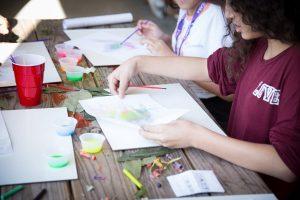 Sept Art Class